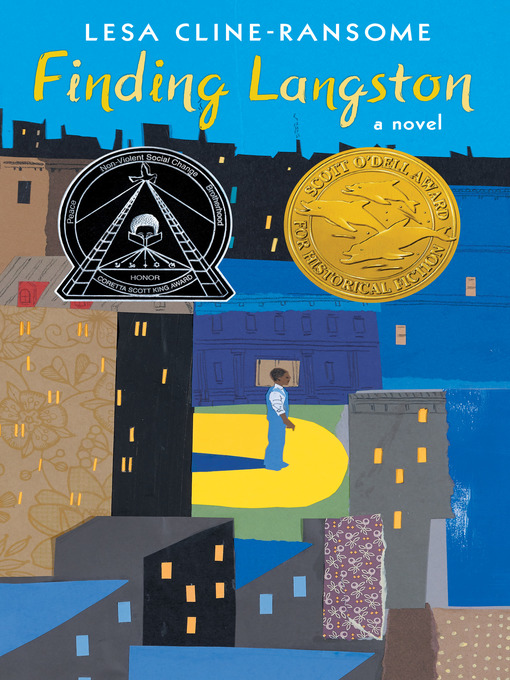 Finding Langston book cover