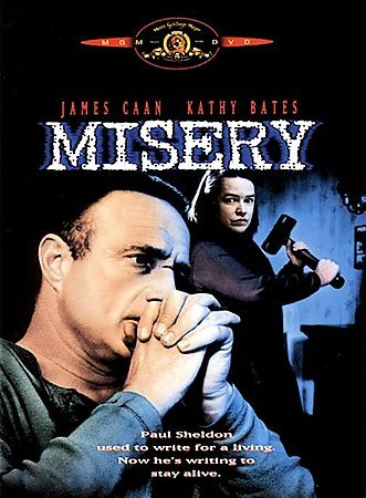 Misery [videorecording] / Castle Rock in association with Nelson Entertainment presents a Rob Reiner film ; produced by Andrew Scheinman and Rob Reiner ; screenplay by William Goldman ; directed by Rob Reiner.