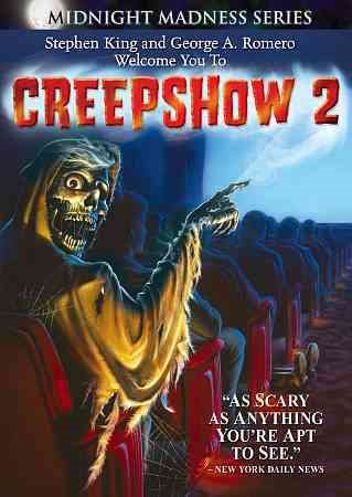 Creepshow 2 [videorecording] / New World Pictures presents a Laurel production ; screenplay by George A. Romero ; produced by David Ball ; directed by Michael Gornick.