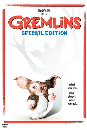 Gremlins [videorecording] / [presented by] Warner Bros. Pictures, Steven Spielberg ; produced by Michael Finnell ; directed by Joe Dante ; written by Chris Columbus.