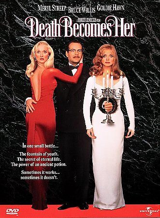 Death becomes her [videorecording] / Universal City Studios, Inc.