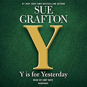 Y is for Yesterday Audio